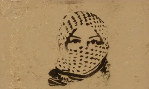 Keffiyeh_Graffiti